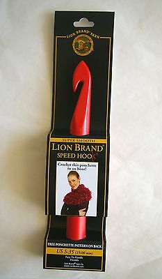 Crochet Hooks  Size S  19mm  Lion Brand or Boye