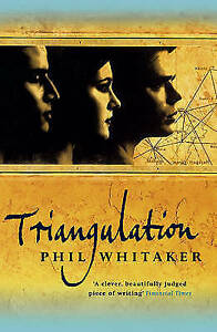 Triangulation-Phil-Whitaker-BRAND-NEW-BOOK