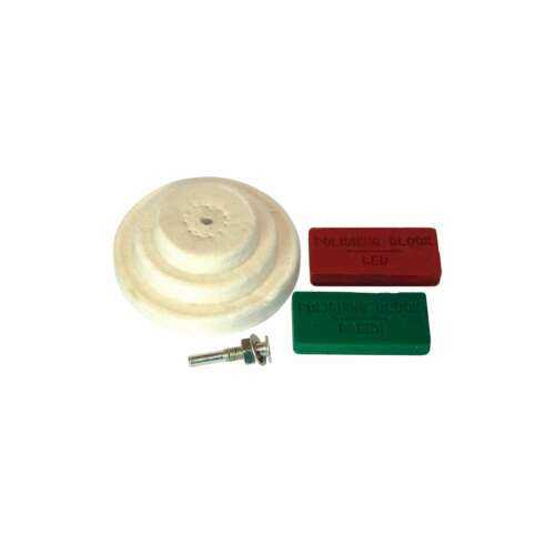 153203 Silverline Polishing Kit 6pce Power