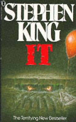 1 of 1 - It by Stephen King (Paperback, 1987)