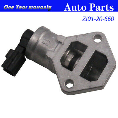 ZJ01-20-660 New Idle Air Control Valve ZJ0120660 Fit Mazda 3 5 Ford High Quality