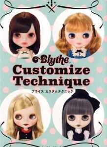 Blythe-Customize-Technique-Book-Japanese-Craft-Book