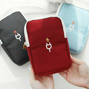 Travel-Waterproof-Storage-Bag-USB-Charger-Case-Data-Cable-Electronics-Organizer