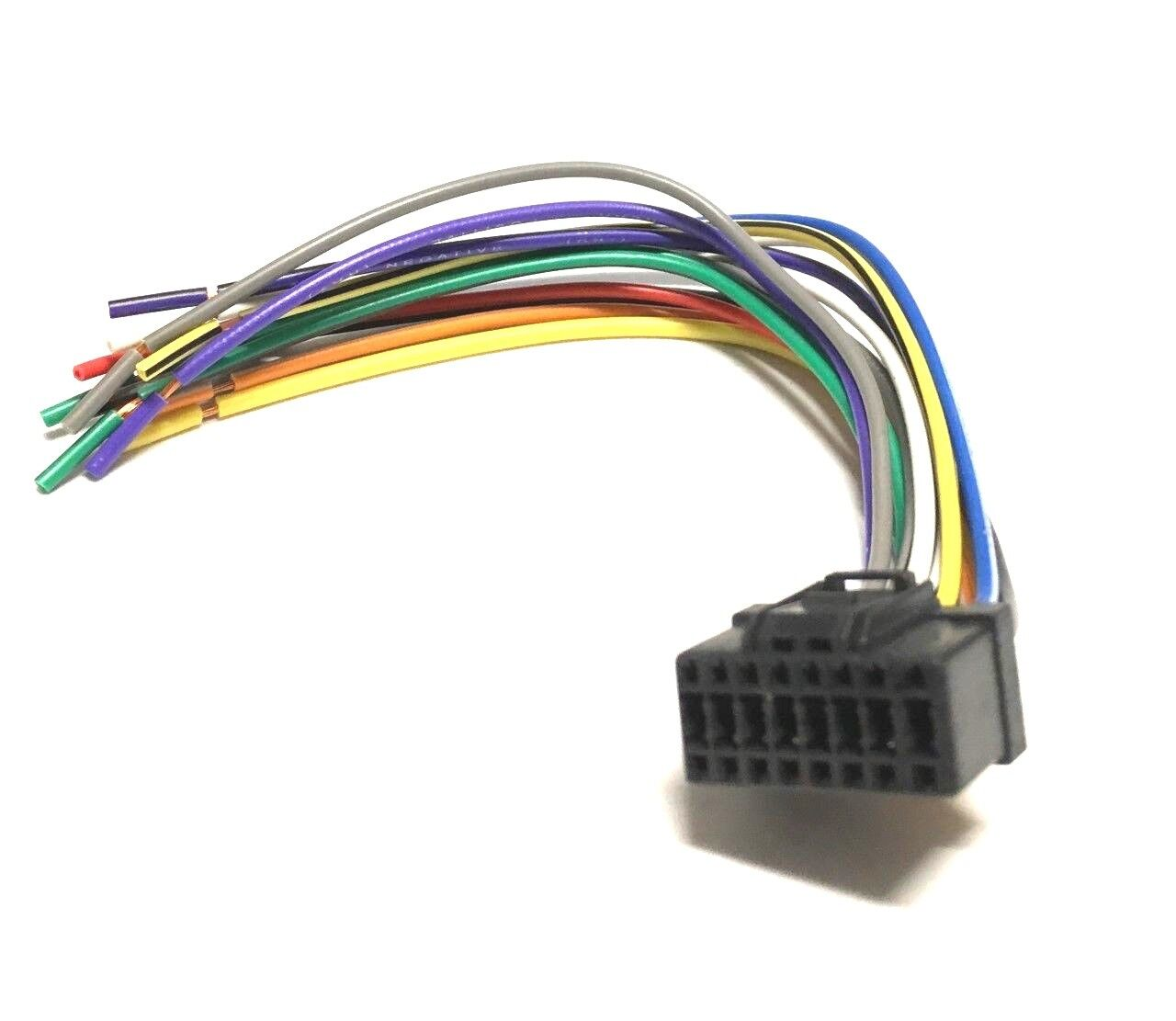 Wire Harness for Pioneer Deh-p880prs Dehp880prs *pay Today Ships Today* for  sale online | eBayeBay