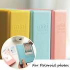 Polaroid Album Case Photo Storage 64 Pocket For Fujifilm Instax Mini 7s 8 25 50s