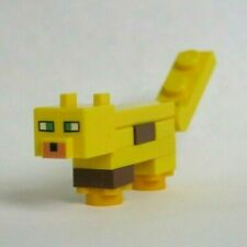 Ocelot Animal from Sets 21125, 21132 LEGO Minecraft Minifigure