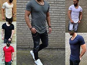 VIP-OVAL-BASIC-T-Shirt-DP-O-Neck-Rocker-Biker-Ghetto-Street-Style-Party-Clubwear