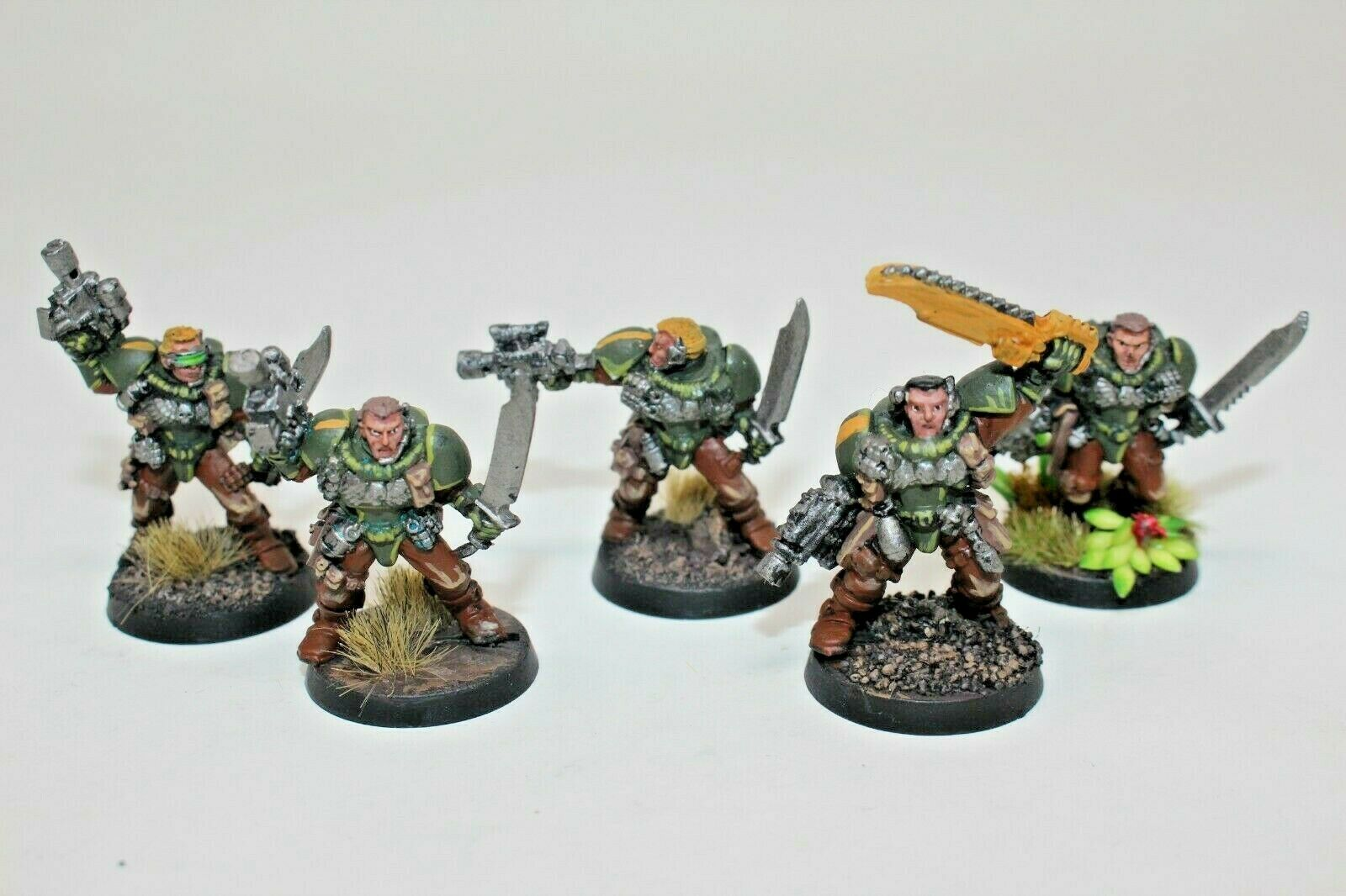 Warhammer spazio Marines Scouts Well  Painted Metal - JYS32  molto popolare