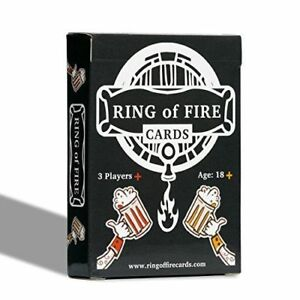Details about Ring of Fire Cards - The Classic Student Drinking Game with  All the Rules