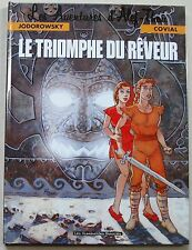 Alef-Thau T 8 Le Triomphe du Rêveur COVIAL & JODOROWSKY éd Humano Associés EO