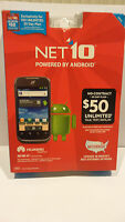 Net10 Net 10 Huawei Ascend Ii Android Smartphone Cell Phone No Contract