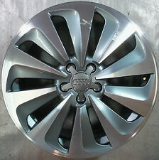 Original Audi 18 Zoll Felge Alufelge A6 4G C7 + Avant - 8x18 ET39 - 4G0601025AF