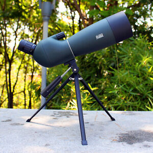 Spotting-Scope-25-75X70-Telescope-With-Tripod-For-Target-Shooting