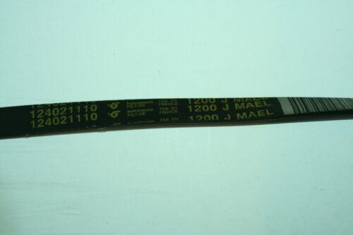 124021110 1200j Mael cinghie trapezoidali Cinghia 1200 J