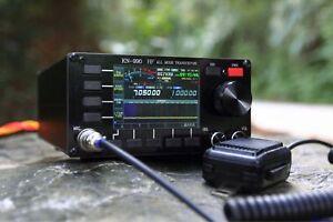 Kn 990 Hf 0 1 30mhz Ssb Cw Am Fm Digital If Dsp Amateur Ham Radio Transceiver Ebay