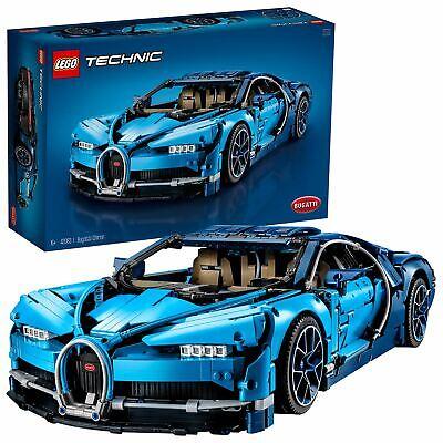 LEGO Technic Bugatti Chiron Sports Race Car Set 42083