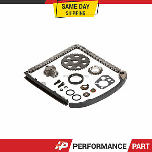Details about Timing Chain Kit for 89-97 Nissan 240SX Pick Up 2 4L SOHC  KA24E