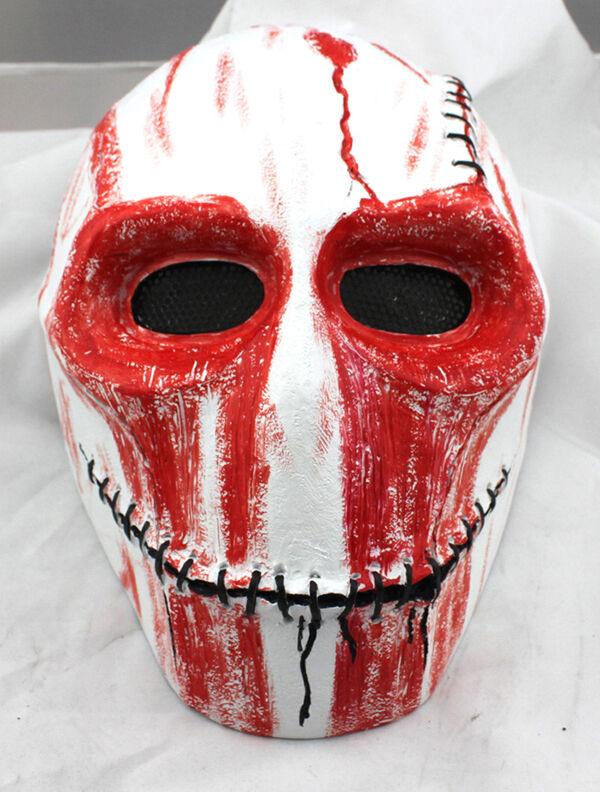 Adult Fiberglass Resin Airsoft Paintball Prossoection Orangutan Skull Mask H862