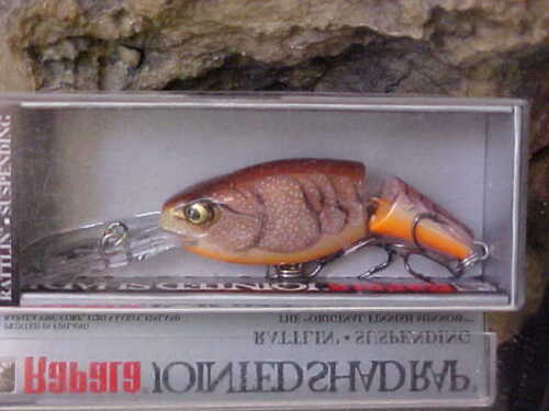 Rapala Jointed Suspending Shad Rap 5 JSR05 BCW BROWN CRAWDAD for Bass//Walleye