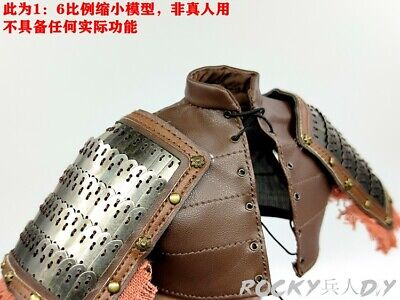 Waist Armor for SONDER SD003 Song Dynasty Warrior of Army Yue 1//6 Scale Figure