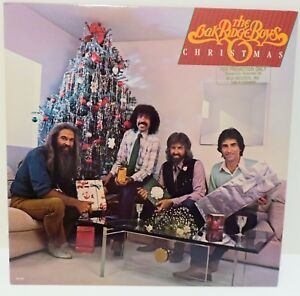 The Oak Ridge Boys : Christmas. 1982 PROMO Vinyl LP  MCA-5365