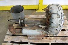 Gast Rotary Blower Vacuum Pressure Pump No Motor J9n5 15 Impeller