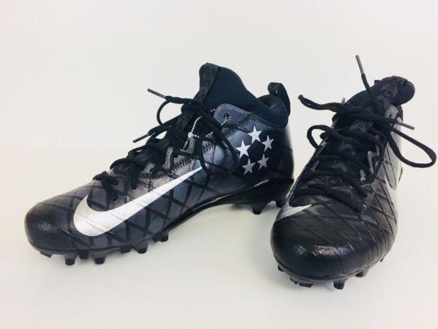 Nike Field General 3 Elite TD Mens Black 5-Star Football Cleats NIB NWT 12 93af1350e