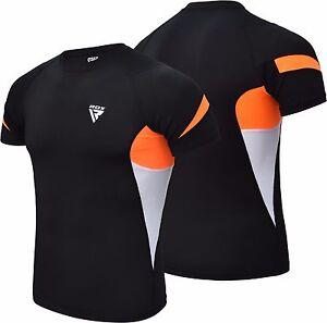 RDX-MMA-Rash-Guard-Armour-Base-Layer-Compression-Shirt-Weight-Loss-Running-Gym-O