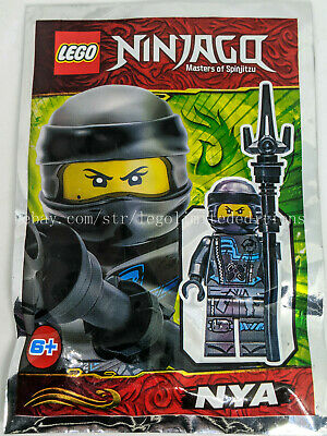 ORIGINAL LEGO NINJAGO LIMITED EDITION Minifigure Foil Pack 891837 NYA