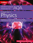 AQA A Level Physics Year 2 Sections 6, 7 and 8 by Dave Kelly (Paperback, 2016)