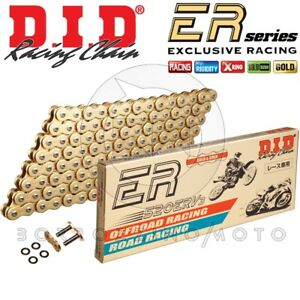 DID Gold /& Gold ERT3  Drive Chain 520 P 104 L for Ducati Panigale