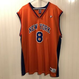 c653e2f7678 Image is loading New-York-Knicks-Latrell-Sprewell-Jersey-Vintage-Champion-