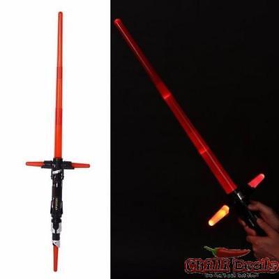 STAR WARS BLADEBUILDERS Kylo Ren Lichtschwert Laserschwert Sound FX