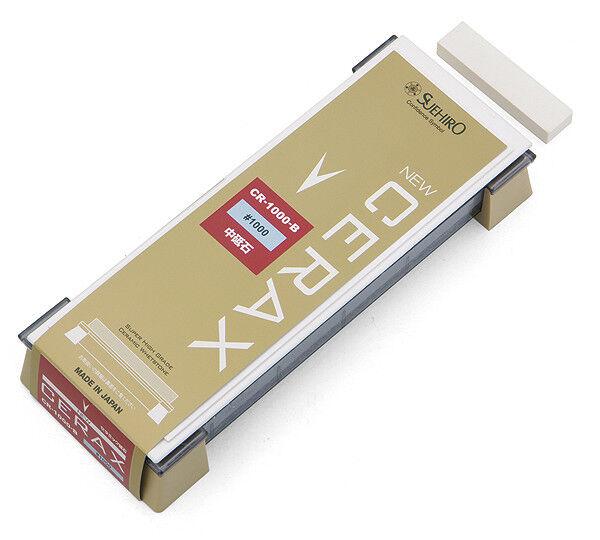 SUEHIRO  Nouveau CERAX  1000 Japon Sharpener Waterstone Whetstone nouveau
