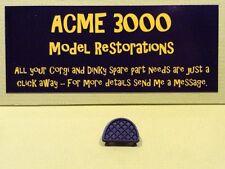 Popeye Paddle Wagon Corgi 802 Reproduction Repro Large Plastic Grill Insert
