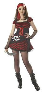 Image is loading Jewel-of-the-Sea-Teen-Pirate-Costume  sc 1 st  eBay & Jewel of the Sea Teen Pirate Costume | eBay