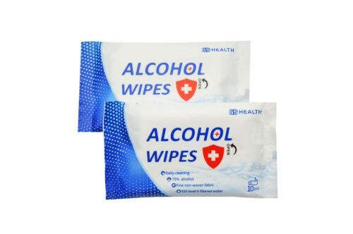 50 5 TOTAL WIPES FIVE NEW PACKS OF MULTI PURPOSE HAND WIPES