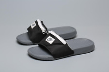 270ddcd72 item 7 Nike Benassi JDI Fanny Pack Slides AO1037-001 Mens Black Grey Slide  Sandals US 9 -Nike Benassi JDI Fanny Pack Slides AO1037-001 Mens Black Grey  Slide ...