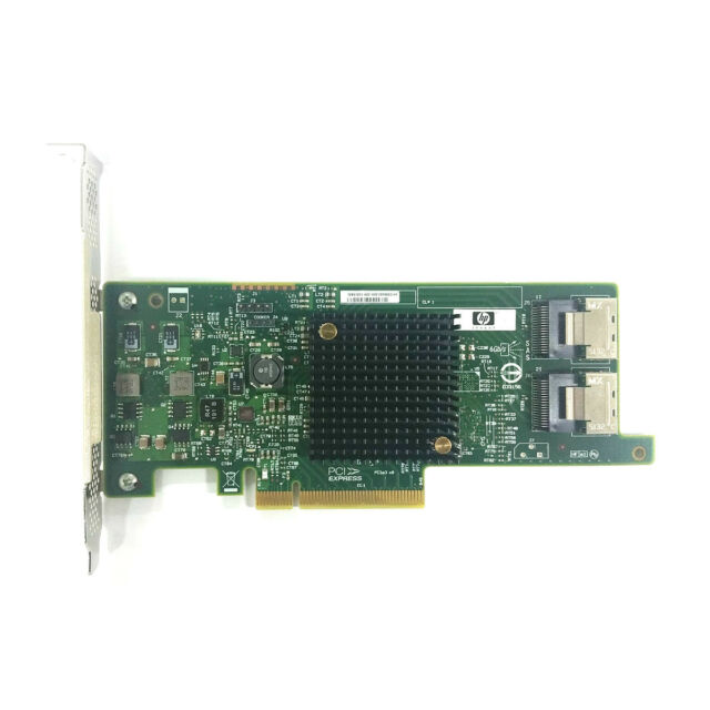 HP H220 9205-8I PCI-e 3.0 x8 Host Bus Adapter 660088-001 638834-001 Controller