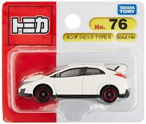 Takara-Tomy-Tomica-No-76-Honda-Civic-TYPE-R-BP-miniature