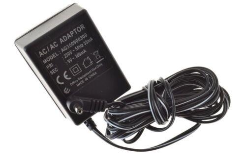 Original Alimentation AC/AC Adapteur ag350900300 9 V ~ 300 mA pour sinus 30 station de base