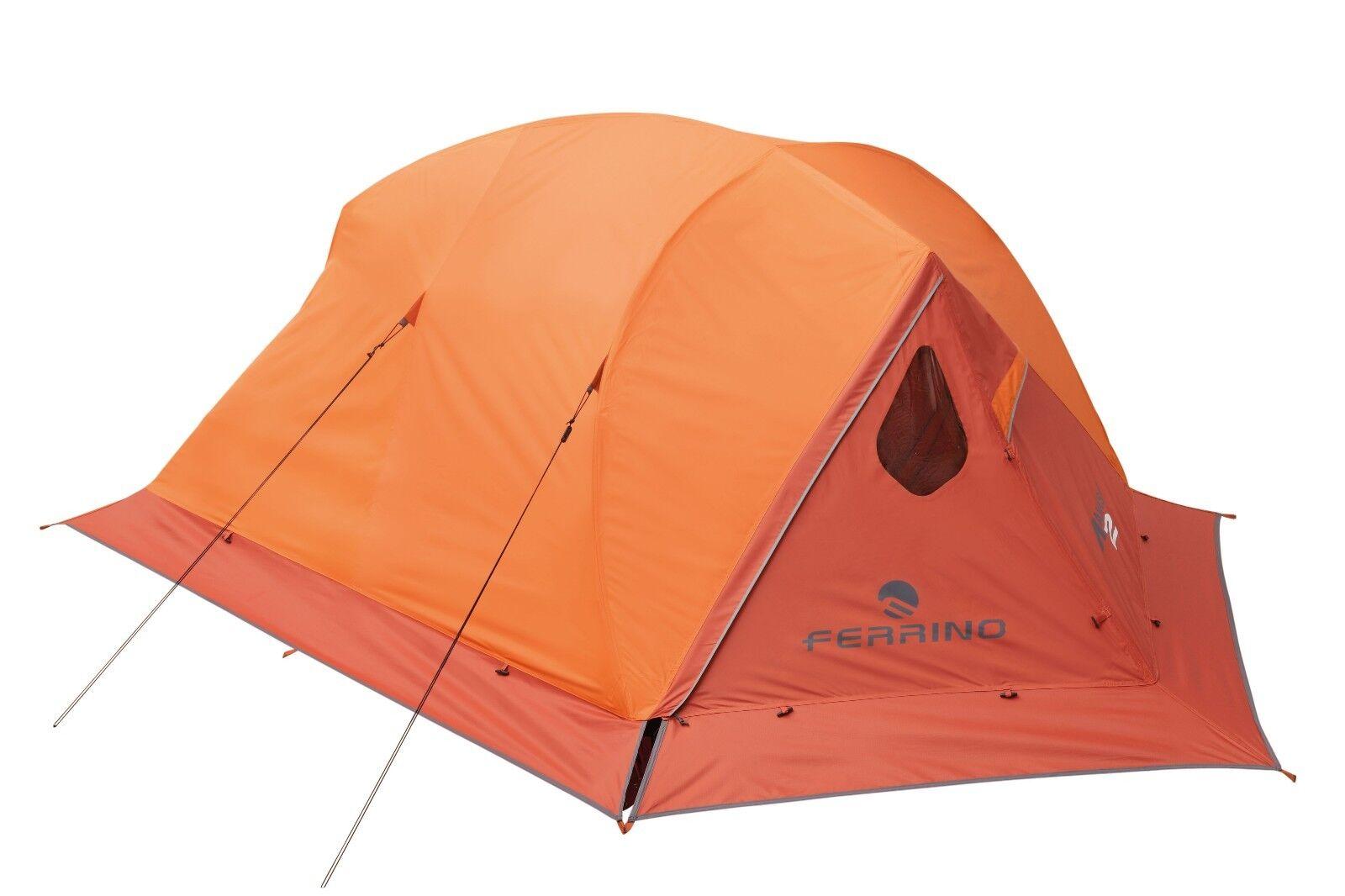 uomoaslu 2 tenda 4 stagioni seasons Ferrino mountain igloo tent lightweight lite