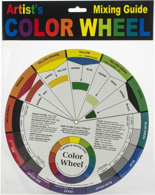 "3 Pack-Color Wheel-9.25"" -3451"
