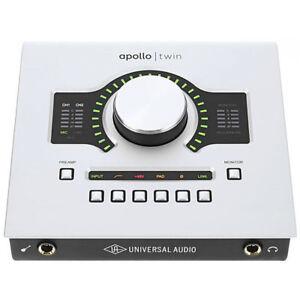 Universal-Audio-Apollo-Twin-USB-Recording-Studio-Interface-w-DUO-Processing-NEW