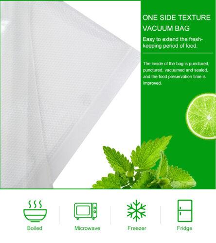 Vakuumierbeutel Folienbeutel für alle Balken Vakuumierer 20x30cm 100//200pcs
