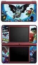 VINYL SKIN STICKER FOR NINTENDO DSI XL - REF 24 LEGO BATMAN