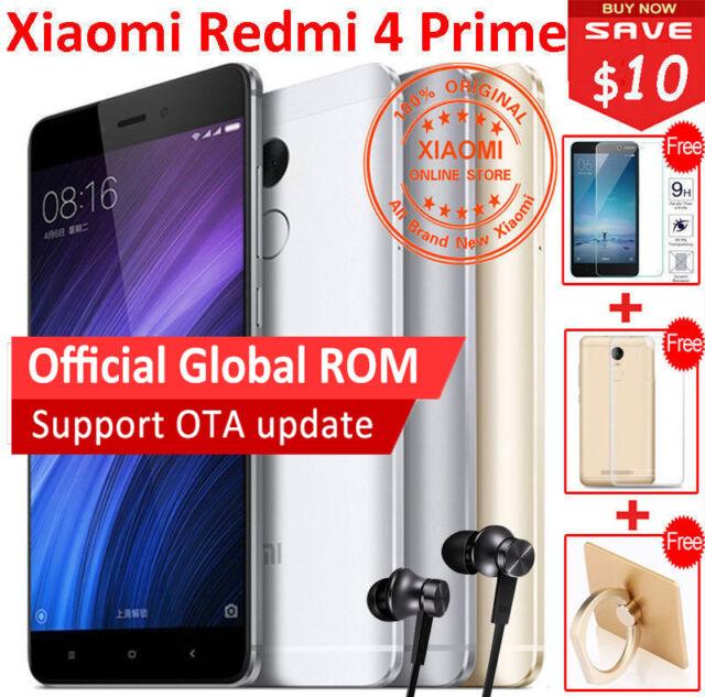 """Original Xiaomi Redmi 4 Pro Prime 32GB 5"""" MIUI8 Snapdragon 625 4G FDD Smartphone"""