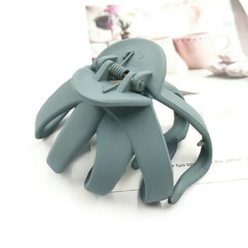 Geometric Large Women Hair Claws Hair Clip Shiny Crab Jaw Clamp Hairpin