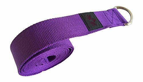 10 Foot Yoga Strap Made With The Best Durable Cotton  Comes Our Special Namaste