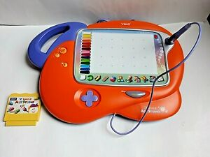 V-Smile-VTech-Learning-System-Art-Studio-Controller-Pad-With-Game-Tested